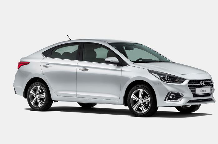Выкуп битых иномарок Хендэ Солярис (Hyundai Solaris)