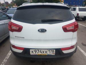 Выкуп авто KIA CEED