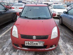 Выкуп авто Сузуки в Москве