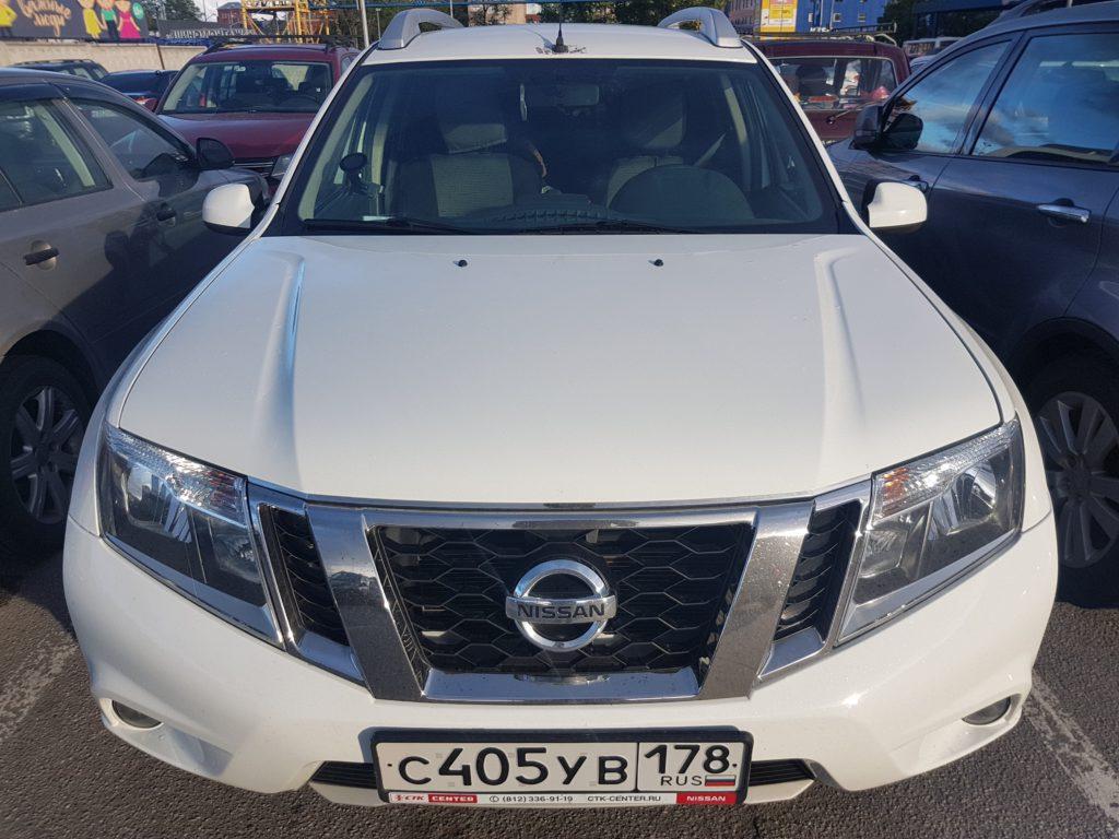 Выкуп Nissan Qashqai