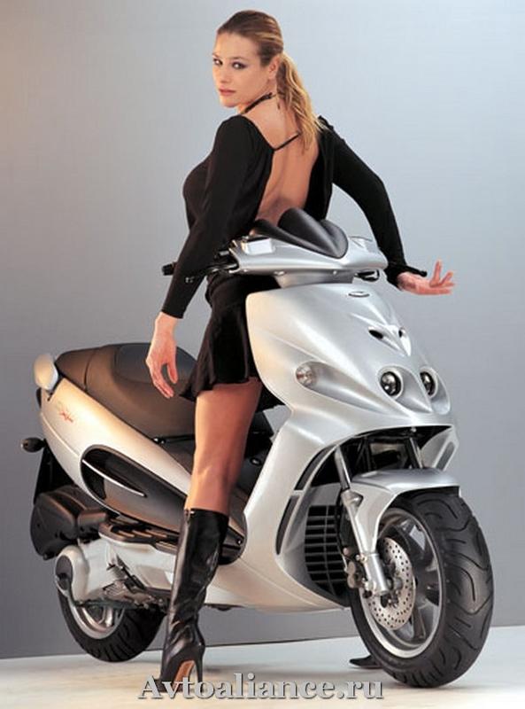 Скупка скутеров