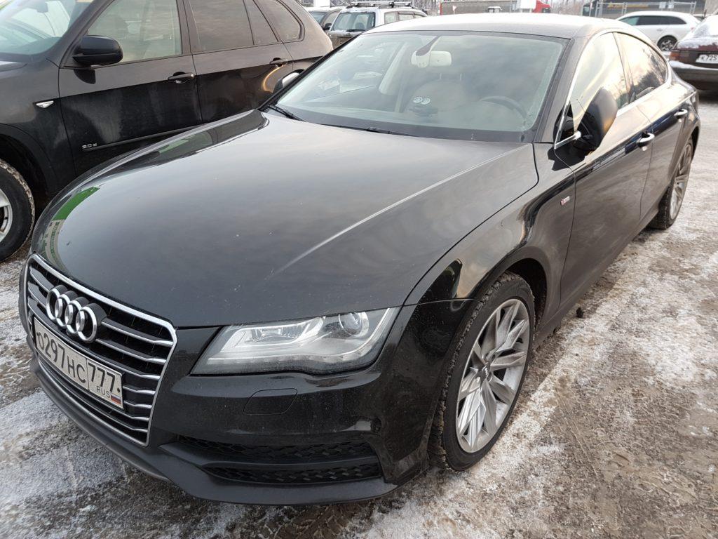 Выкуп Audi A4