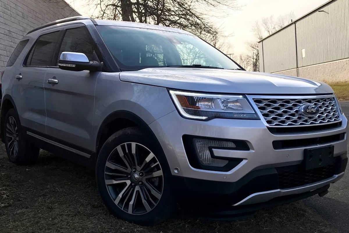 Выкуп авто ford Explorer