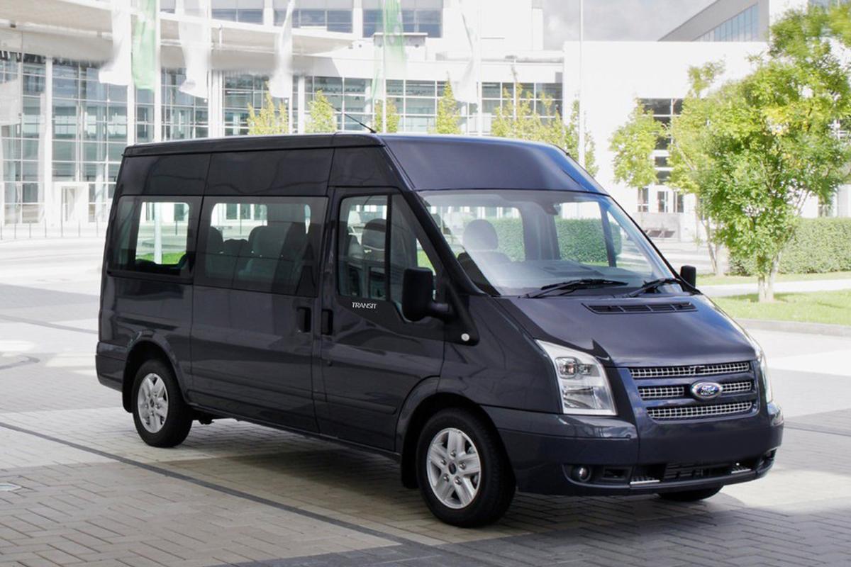 Выкуп авто Ford Transit