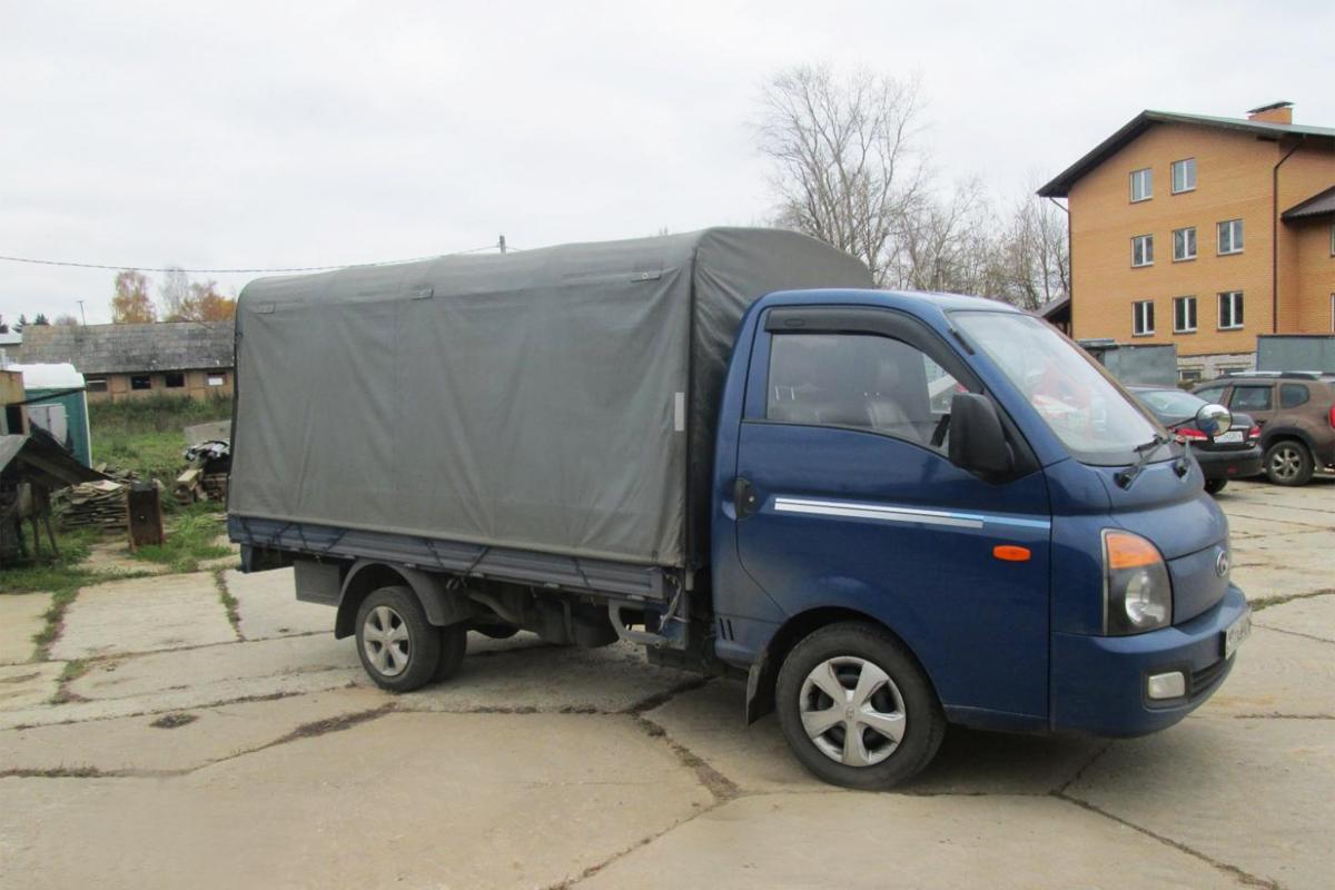 Выкуп авто Hyundai Porter