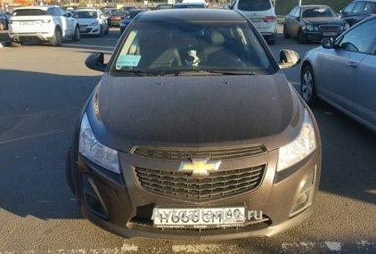 Выкуп авто Chevrolet Cruze