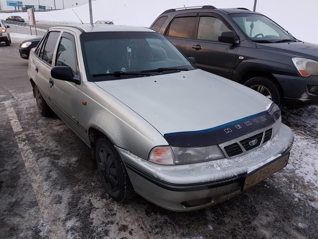 Выкуп авто Daewoo Nexia