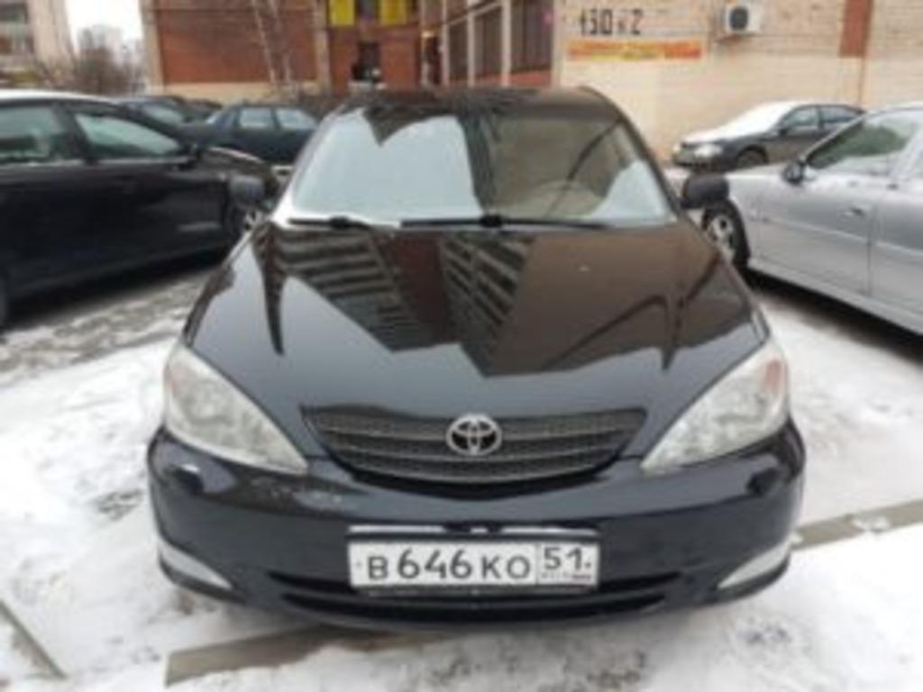 Выкуп авто Toyota Camry