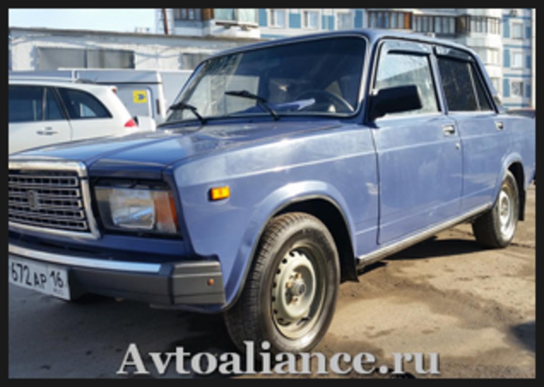 Выкуп авто ВАЗ 2107