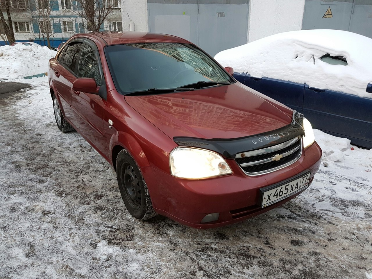 ВЫКУП CHEVROLET LACETTI 2004 Г. 1.6 АТ