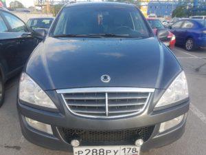 Продать авто Сан Йонг