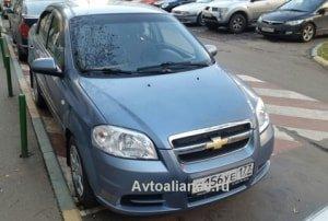 Продать авто Шевроле
