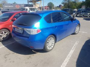 Продать авто Субару