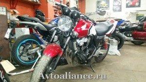 Продать мотоцикл быстро