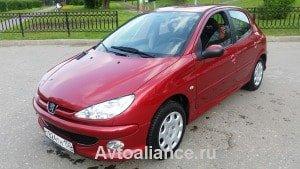 Продать авто Пежо