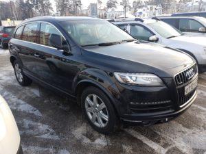 Выкуп авто Ауди в Москве