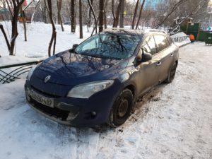 Выкуп авто Рено Логан